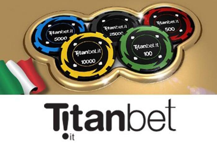 Titanbet il casino che paga subito