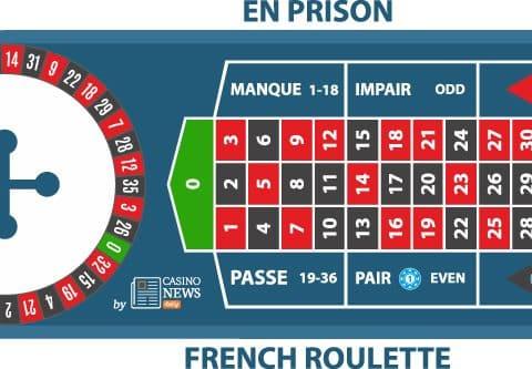 Gioca gratis alla roulette francese