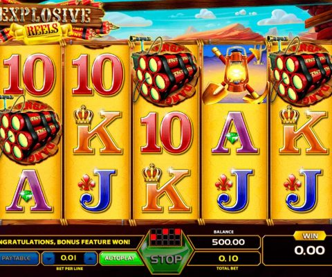 Slot machine online facili