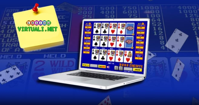videopoker casino virtuali
