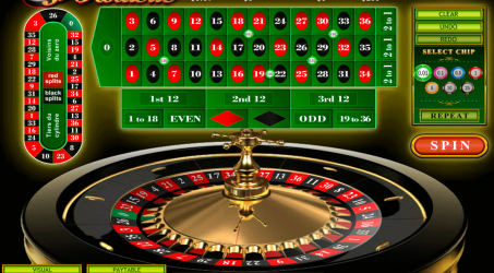 Roulette 3d Playtech