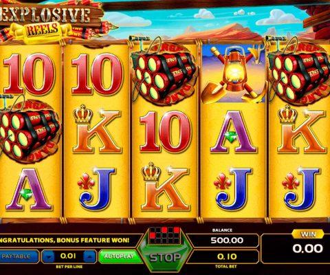 Slot machine online facili